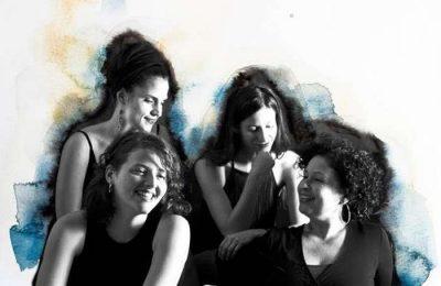 FOUR WOMEN 4TET no Cantaloupe Café em Olhão