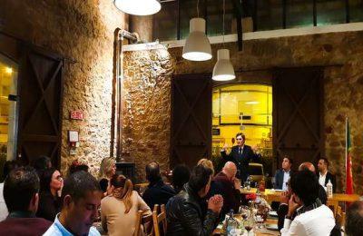 Manuel Monteiro foi o convidado da Tertúlia Olhanense