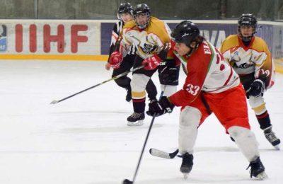 Luso Lynx são 2ºs na Liga Andaluza de Hóquei no Gelo