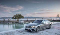 Mercedes-Benz entregou em Novembro 209.058 viaturas