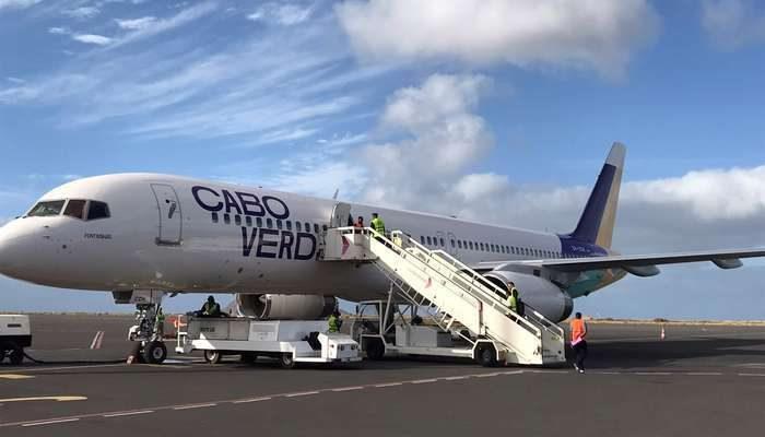 A Cabo Verde Airlines reforça frota com Boeing 757-200