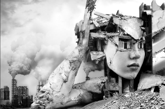 Exposição Surrealista no Coimbra Business School