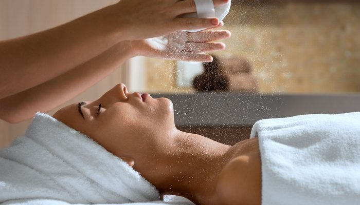 Experiência de SPA no Serenity – The Art of Well Being