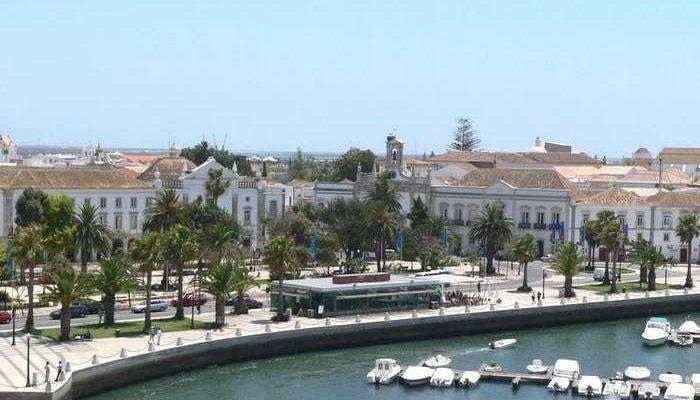 Festa de Fim de Ano na Doca de Faro