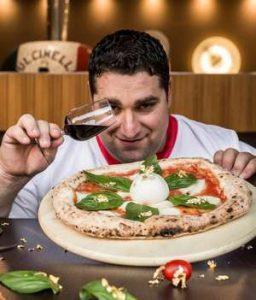 Nova pizzeria de Antonio Mezzero em Lisboa