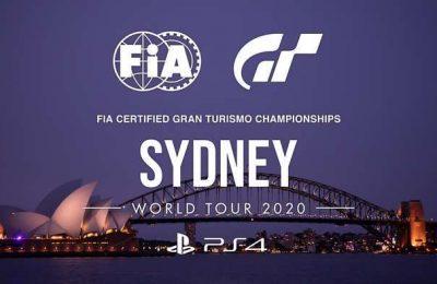 Lançamento do Gran Turismo Championships 2020