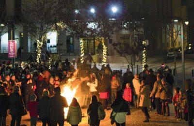 Noite de Reis em Palmela com a tradição das Janeiras