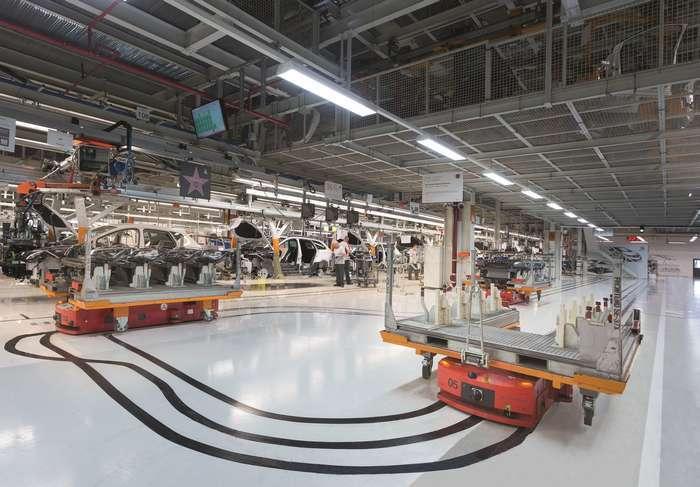 A SEAT produziu mais de 500.000 veículos em 2019