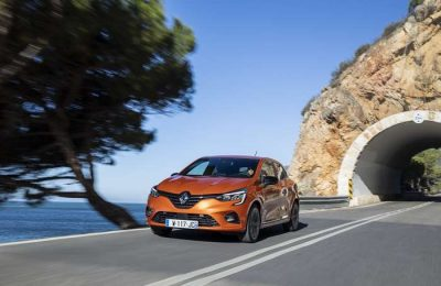 Renault Clio é o modelo mais seguro do segmento