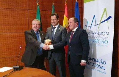 Presidência da EuroAAA transita para a Andaluzia