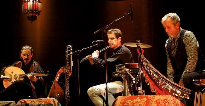XX edição do Festival de Música Al-Mutamid em Lagoa
