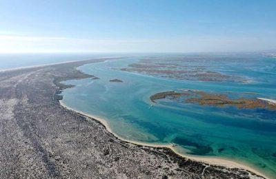 Projeto para proteção das Ilhas Barreira no Algarve