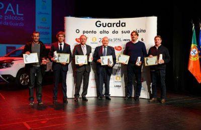22ª Gala SPAL homenageou os pilotos da Guarda