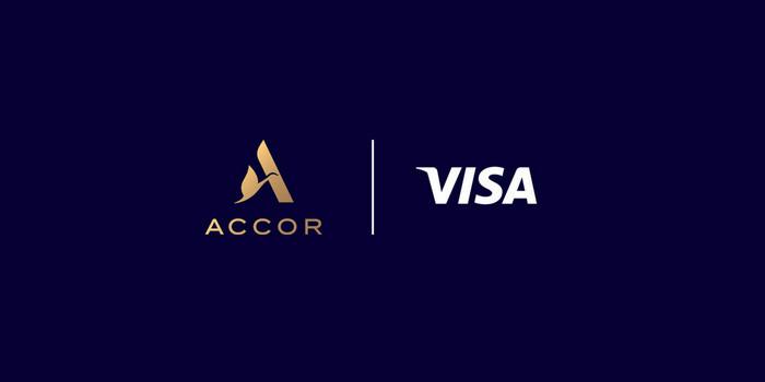 A Accor anuncia uma nova parceria global com a Visa
