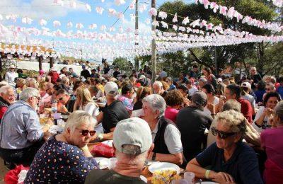 Festival das Amendoeiras em Flor, em Alta Mora