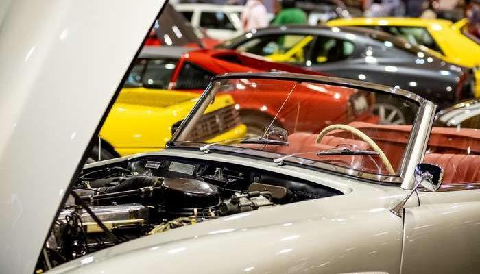 Salão Motorclássico 2020 na FIL de 24 a 26 de Abril
