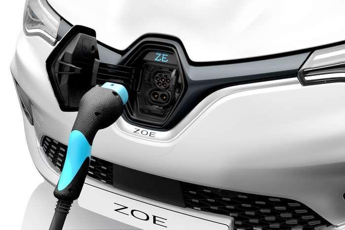 Novo ZOE da Renault lidera entre elétricos em Portugal