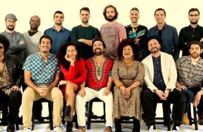 Orquestra Bamba Social no Casino de Espinho