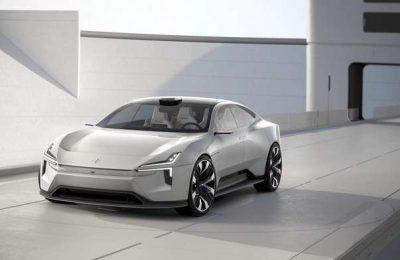 A Volvo Car Group revelou o novíssimo Polestar Precept