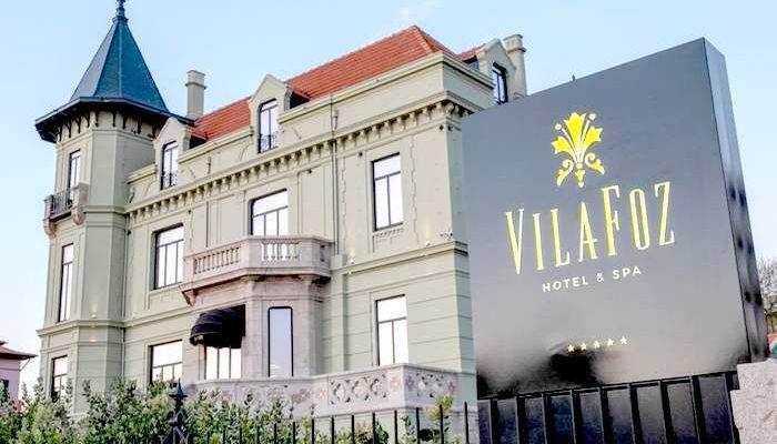 Jantar Gourmet a quatro mãos no Hotel Vila Foz Porto
