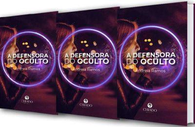 A Defensora do Oculto um Livro de Andreia Ramos