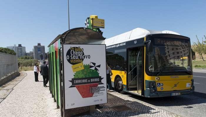 COVID-19: A Carris reforça a oferta de Carreiras