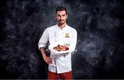A Última Ceia com o Chef Nuno Bergonse no Canal História