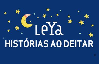 #LeYaemCasa - Histórias ao deitar no Instagram