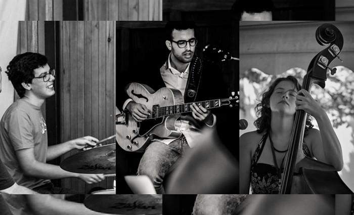 Luis Casado Trio no Cantaloupe Café em Olhão
