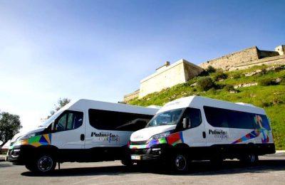 Palmela tem novos Mini Bus no transporte escolar