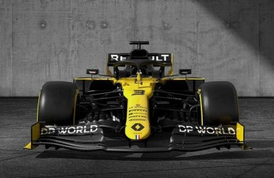 Renault DP World no Mundial 2020 de Formula1