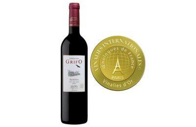 Vinho da Rozès premiado em França com medalha de Ouro