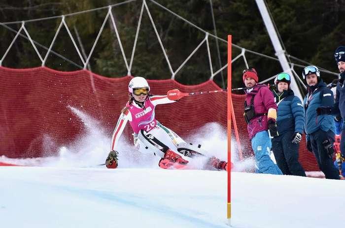 Seleção de Esqui Alpino no Mundial Júnior de Narvik