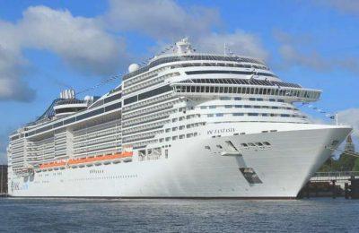 A MSC mantém a suspensão de toda a frota até 29 de Maio