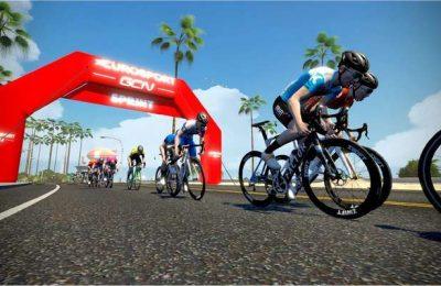 O Ciclismo (virtual) está de volta ao Eurosport