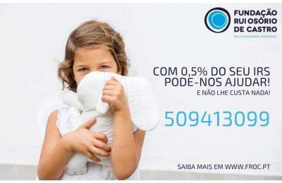 A FROC faz Donativo para crianças imunodeprimidas