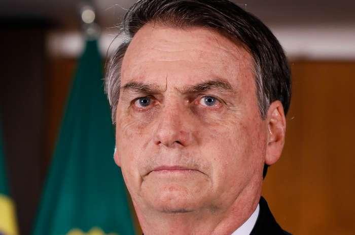 Jair Bolsonaro alvo de inquérito pelo STF do Brasil