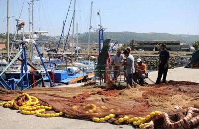O Governo anuncia medidas de apoia ao setor da pesca