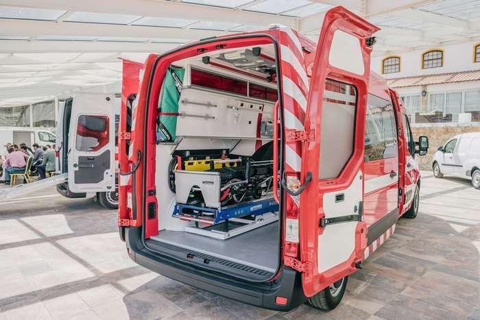 Renault anuncia plano de apoio a entidades sanitárias