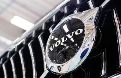 As Fábricas da Volvo retomam a produção a 20 de Abril