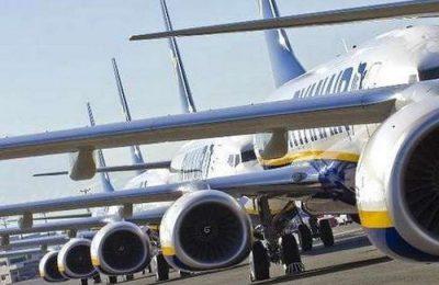 Continuam interditos os voos de e para fora da UE
