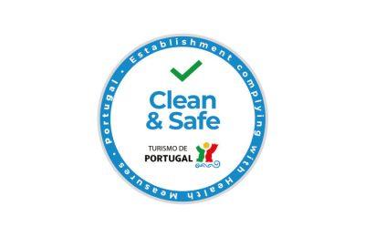 """Selo """"Clean & Safe"""" está disponível para Restaurantes"""