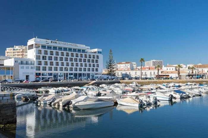 Eva Senses Hotel em Faro reabre com selo Clean & Safe