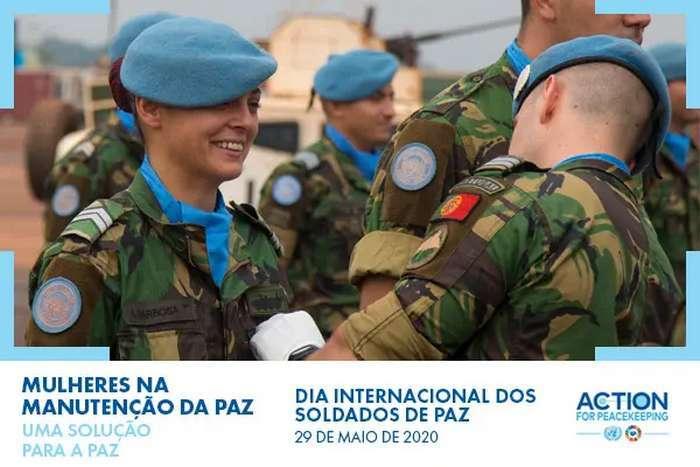 Dia Internacional das Forças de Paz das Nações Unidas