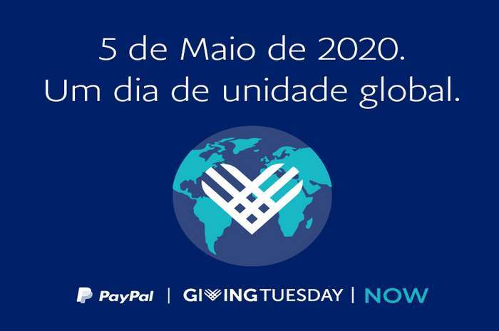 Paypal apoia a AMI, a CASA e a Cruz Vermelha Portuguesa