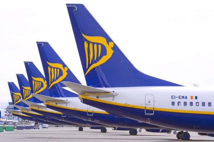 A Ryanair vai despedir e reduzir aviões em Portugal