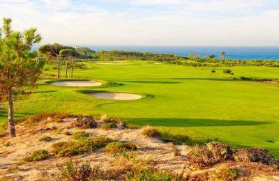 Já se pode jogar no melhor destino de golfe da europa