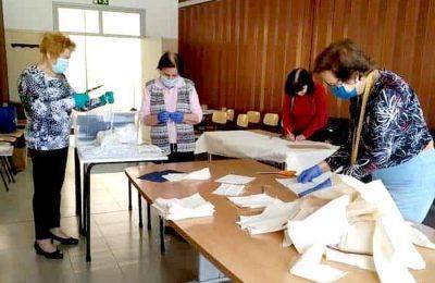 Palmela Mask vai distribuir máscaras Sociais