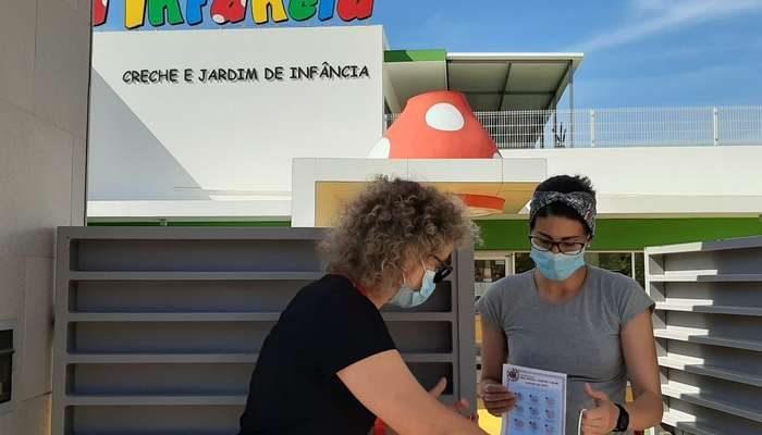 Faro inicia ações de sensibilização junto das creches