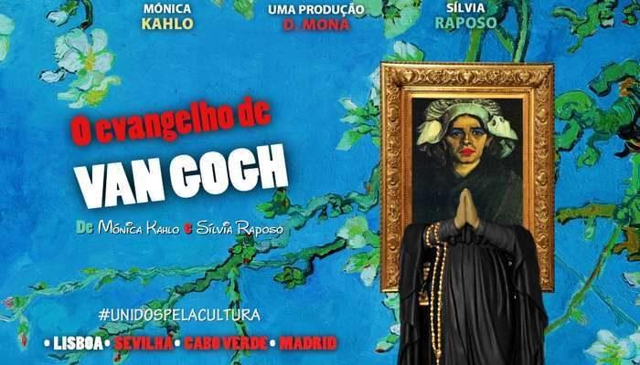 O Evangelho de Van Gogh anunciado para Outubro